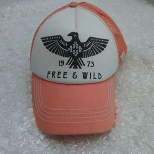 Billabong Free & Wild Baseball Adjustable Cap